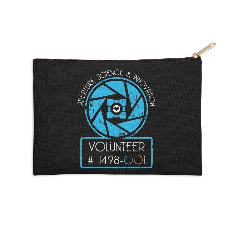 Aperture Volunteer Accessories Zip Pouch by darkchoocoolat's Artist Shop