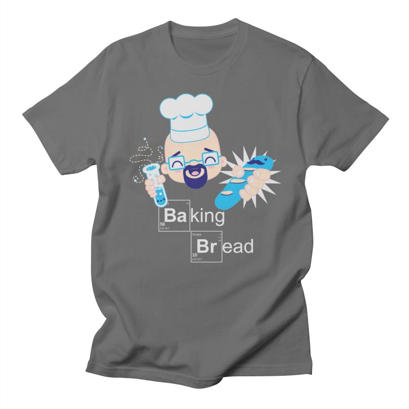 Baking Bread Men's T-Shirt by darkchoocoolat's Artist Shop