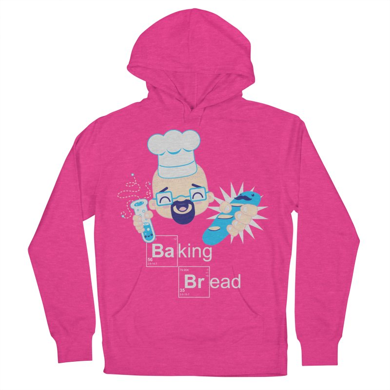 Baking Bread Women's Pullover Hoody by darkchoocoolat's Artist Shop