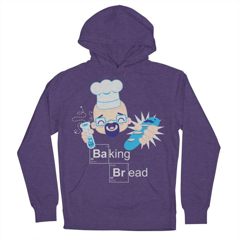 Baking Bread Men's Pullover Hoody by darkchoocoolat's Artist Shop