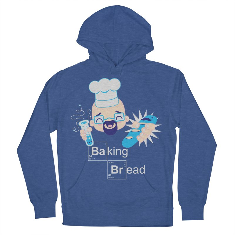 Baking Bread Men's Pullover Hoody by darkchoocoolat's Artist Shop