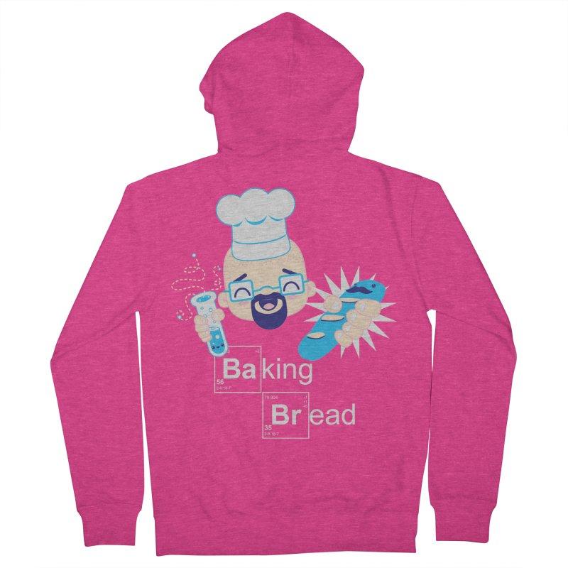 Baking Bread Women's Zip-Up Hoody by darkchoocoolat's Artist Shop