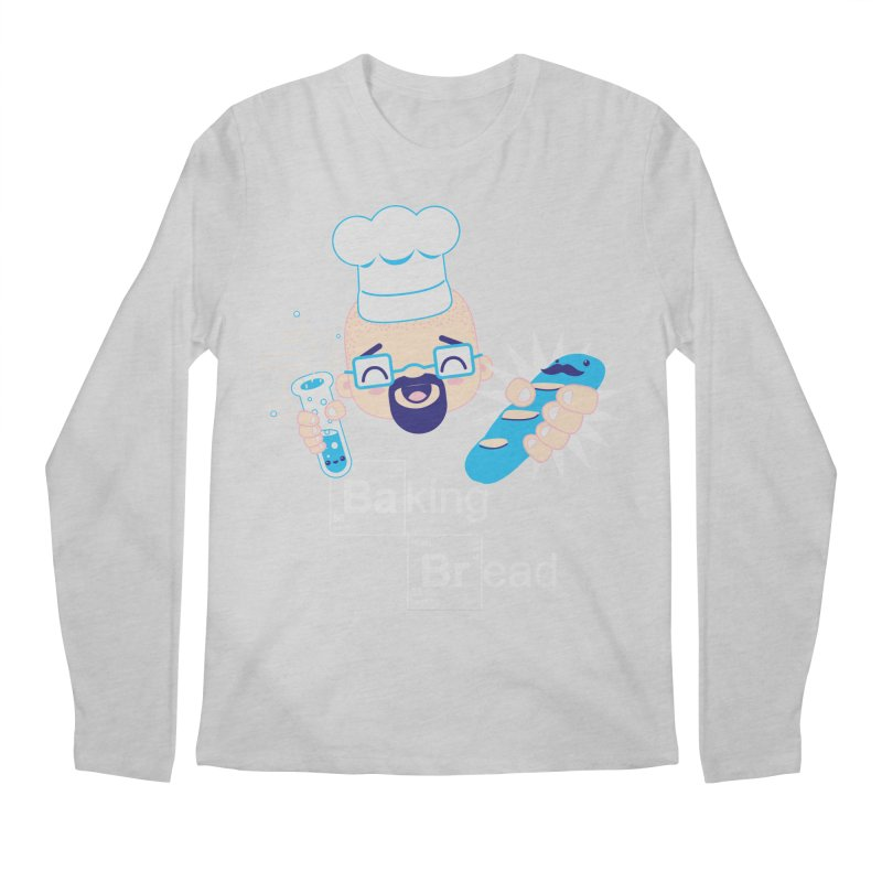Baking Bread Men's Longsleeve T-Shirt by darkchoocoolat's Artist Shop