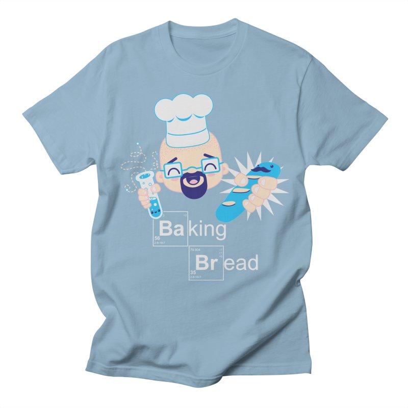 Baking Bread Women's Unisex T-Shirt by darkchoocoolat's Artist Shop