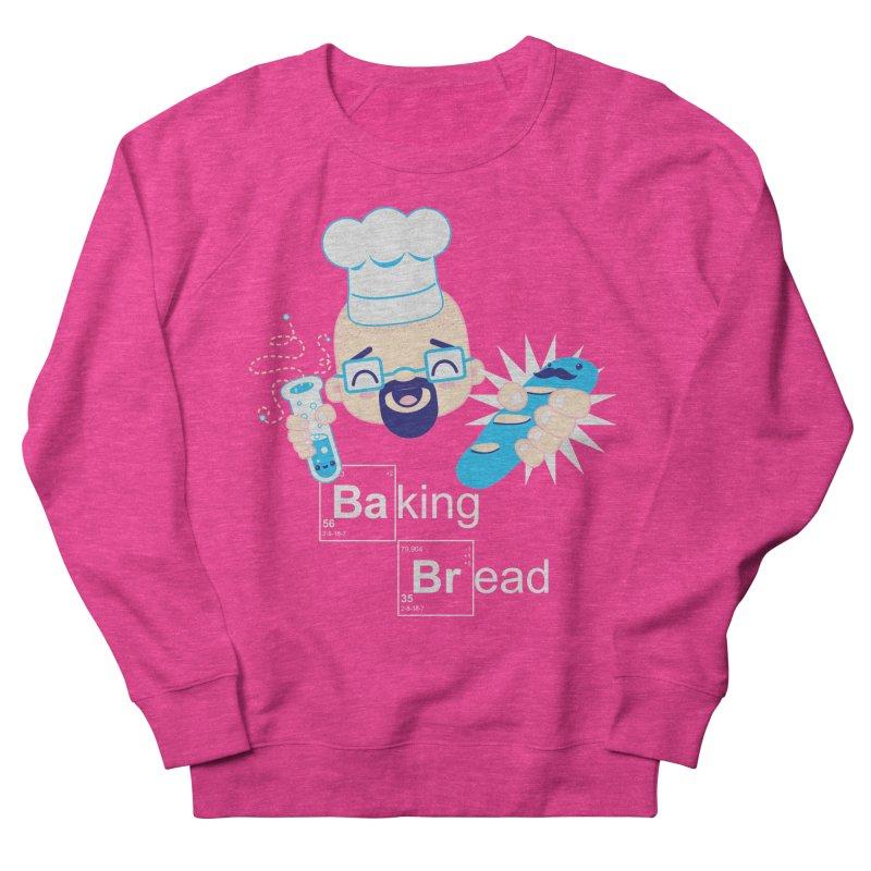 Baking Bread Women's Sweatshirt by darkchoocoolat's Artist Shop