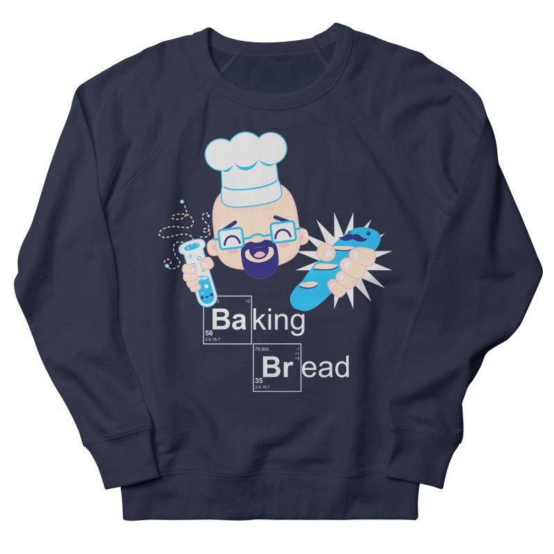 Baking Bread Men's Sweatshirt by darkchoocoolat's Artist Shop