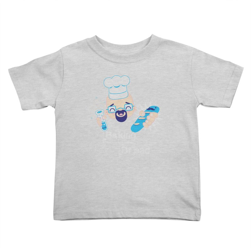 Baking Bread Kids Toddler T-Shirt by darkchoocoolat's Artist Shop