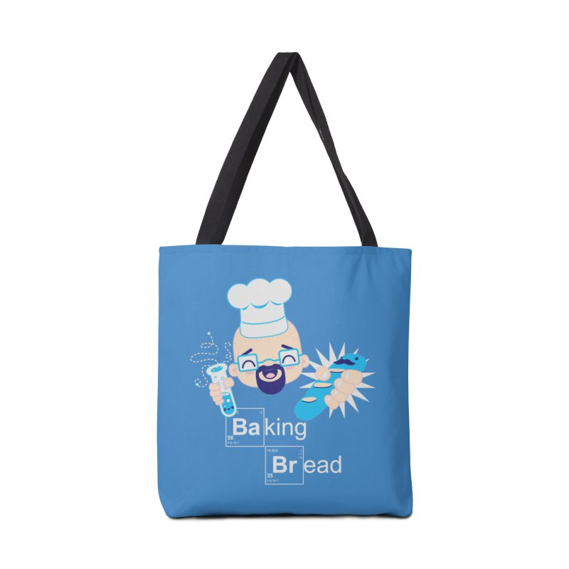 Baking Bread Accessories Tote Bag Bag by darkchoocoolat's Artist Shop