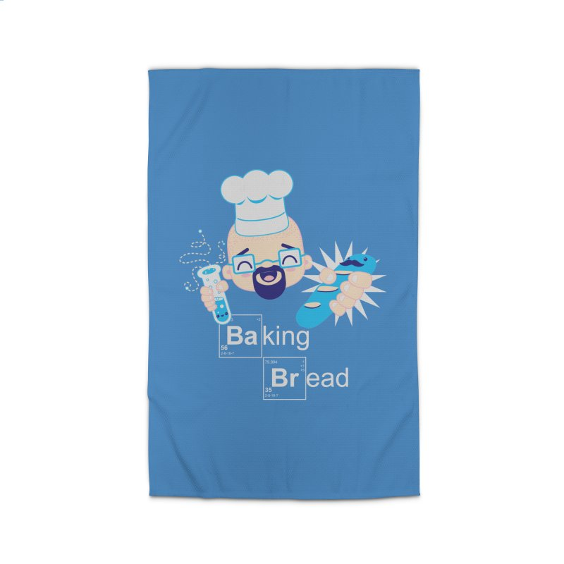Baking Bread Home Rug by darkchoocoolat's Artist Shop