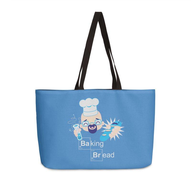 Baking Bread Accessories Weekender Bag Bag by darkchoocoolat's Artist Shop