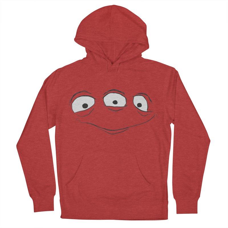 3 Eyes Men's Pullover Hoody by darkchoocoolat's Artist Shop