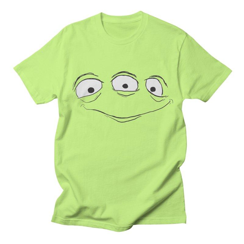 3 Eyes Women's Unisex T-Shirt by darkchoocoolat's Artist Shop
