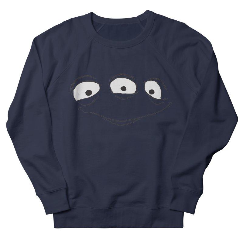 3 Eyes Men's Sweatshirt by darkchoocoolat's Artist Shop