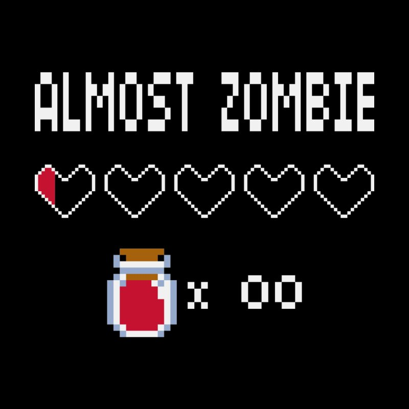 Almost Zombie None  by darkchoocoolat's Artist Shop