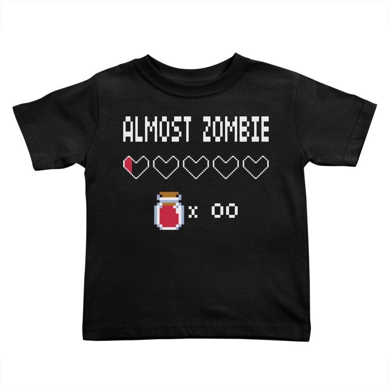 Almost Zombie   by darkchoocoolat's Artist Shop