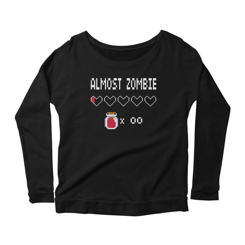 Almost Zombie   by darkchoocoolat's Artist Shop