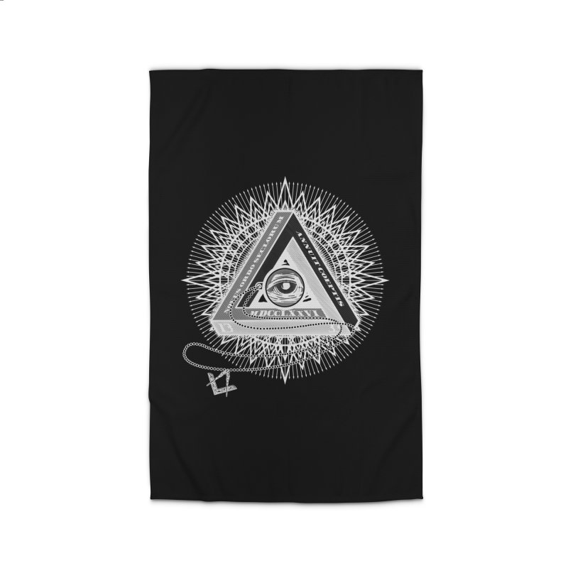 All Seeing Eye Clear Home Rug by darkchoocoolat's Artist Shop