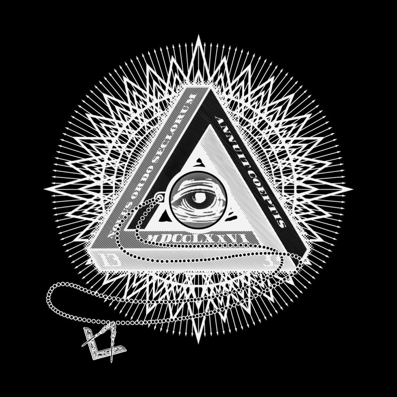 All Seeing Eye Clear None  by darkchoocoolat's Artist Shop