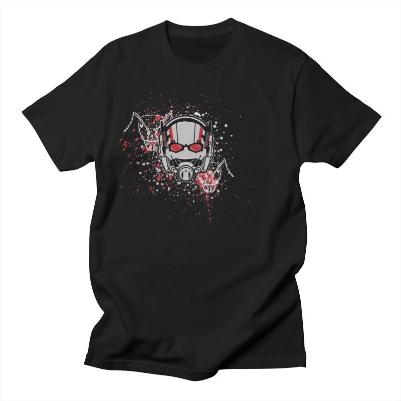 Ant Splatters Women's Unisex T-Shirt by darkchoocoolat's Artist Shop