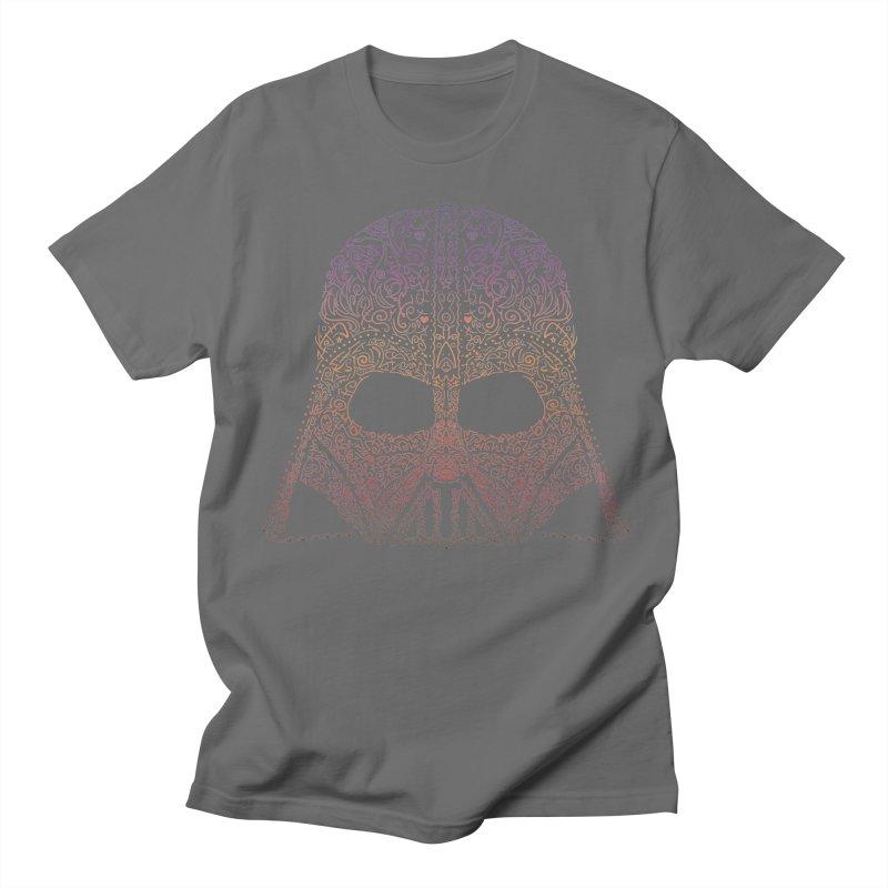 DarthNeonVader Women's Unisex T-Shirt by darkchoocoolat's Artist Shop