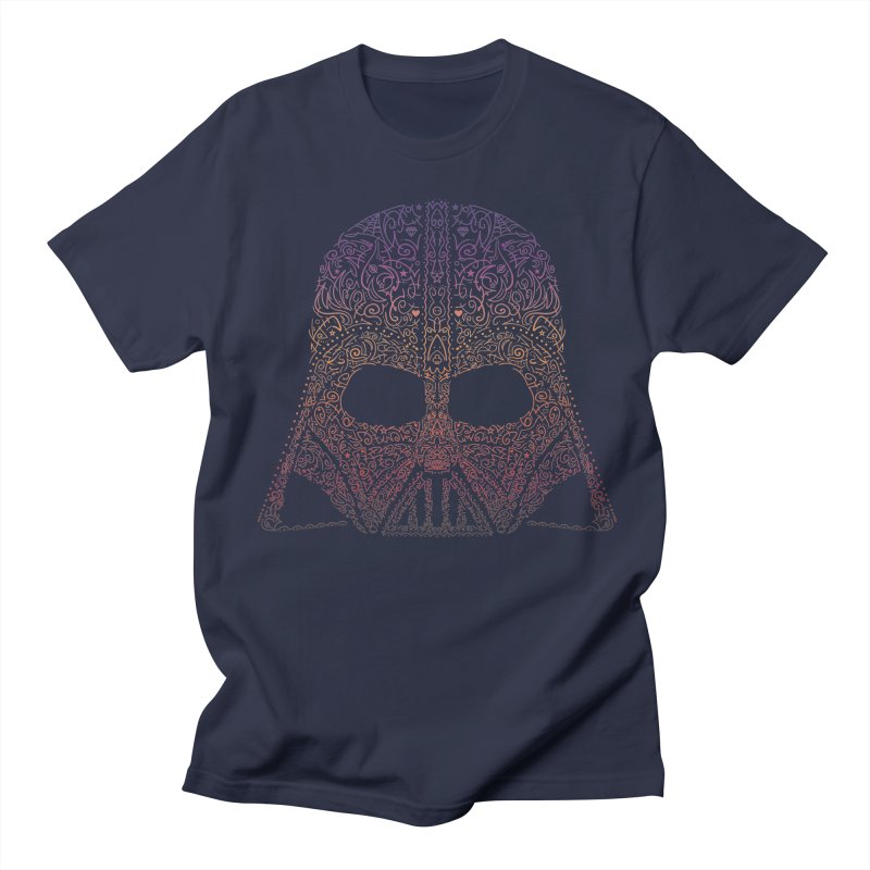 DarthNeonVader Women's Unisex T-Shirt by darkchoocoolat's Artist Shop