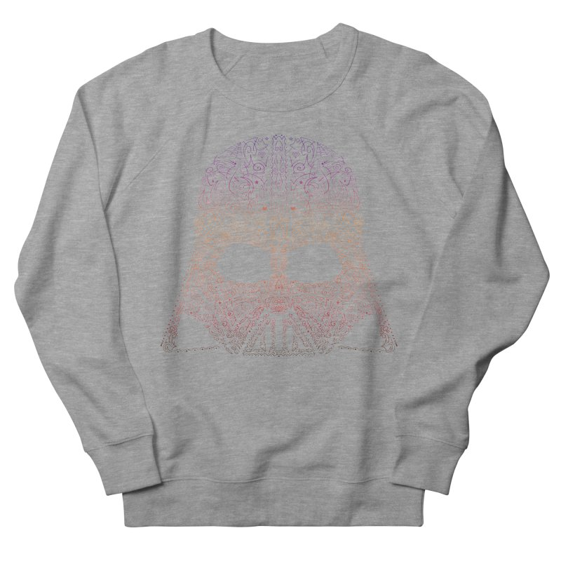 DarthNeonVader Women's Sweatshirt by darkchoocoolat's Artist Shop