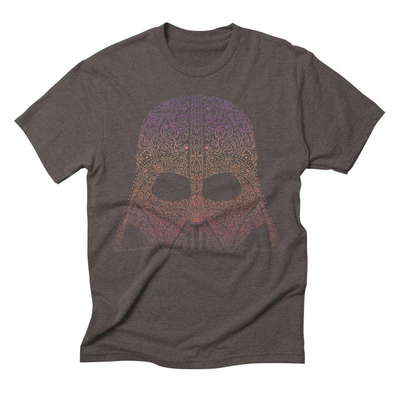 DarthNeonVader Men's Triblend T-Shirt by darkchoocoolat's Artist Shop
