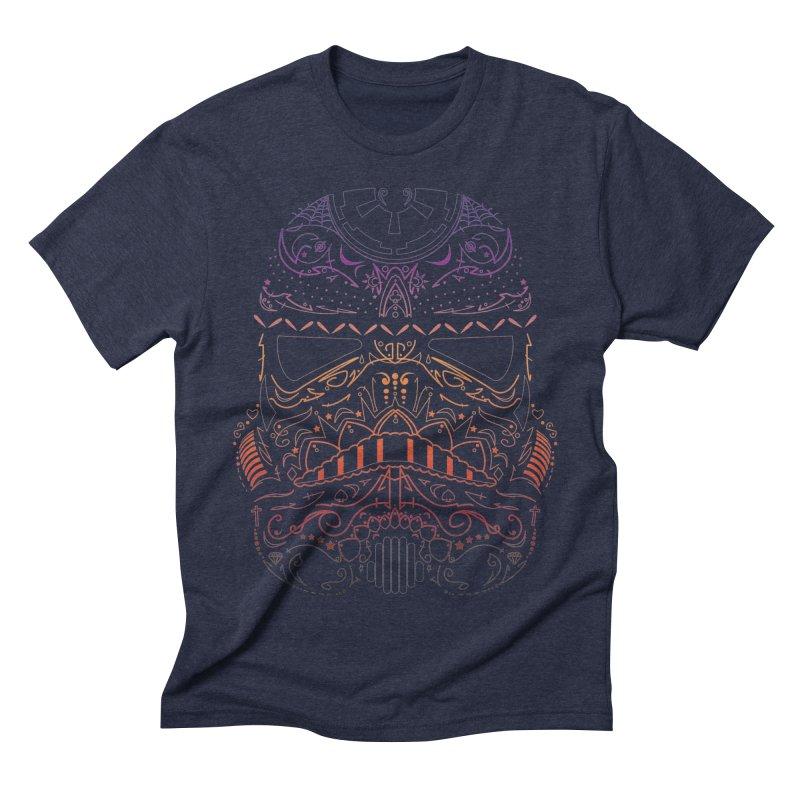 StormNeonTrooper Men's Triblend T-shirt by darkchoocoolat's Artist Shop