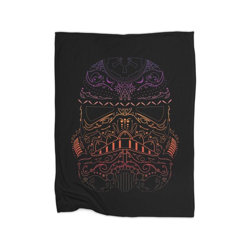 StormNeonTrooper Home Blanket by darkchoocoolat's Artist Shop