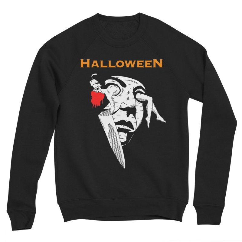 Halloween Men's Sweatshirt by DARKER DAYS