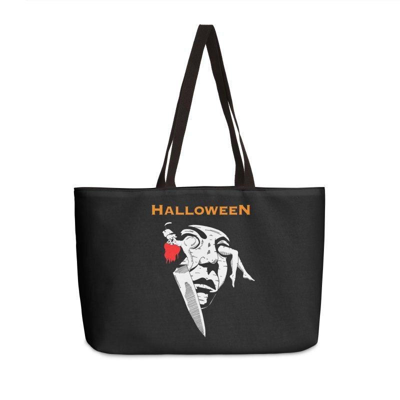Halloween Accessories Weekender Bag Bag by DARKER DAYS