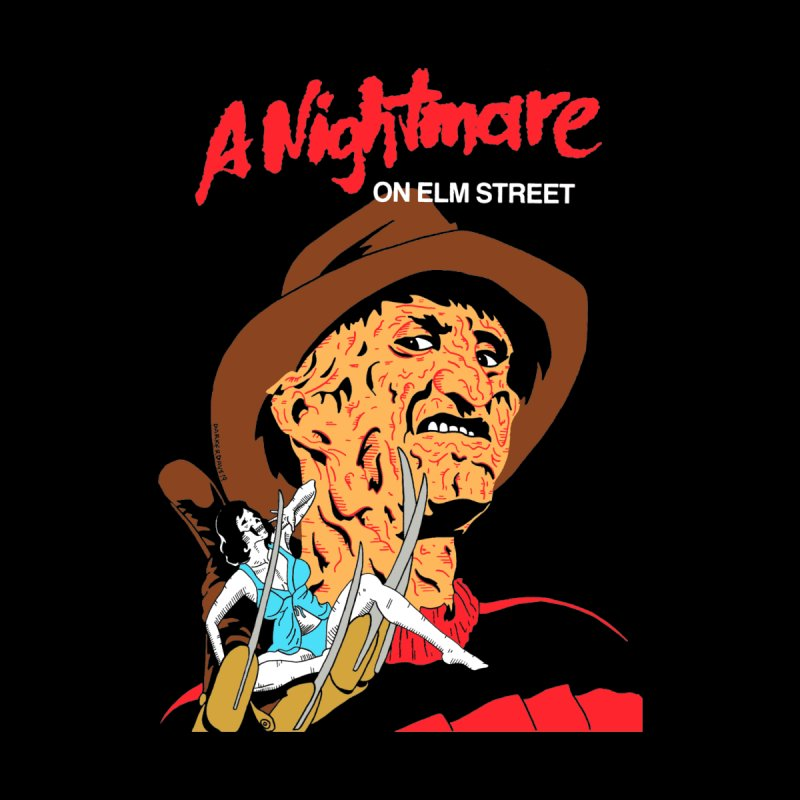 A Nightmare On Elm Street Women's V-Neck by DARKER DAYS