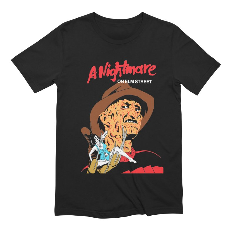 A Nightmare On Elm Street Men's Extra Soft T-Shirt by DARKER DAYS