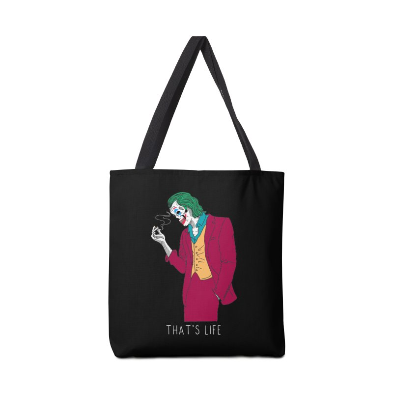 That's Life Accessories Tote Bag Bag by DARKER DAYS