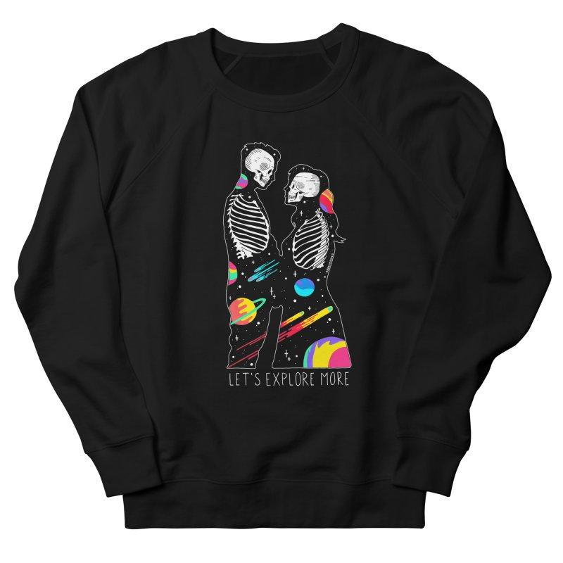 Explore More Women's French Terry Sweatshirt by DARKER DAYS
