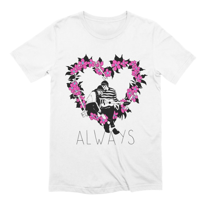 Always Men's Extra Soft T-Shirt by DARKER DAYS