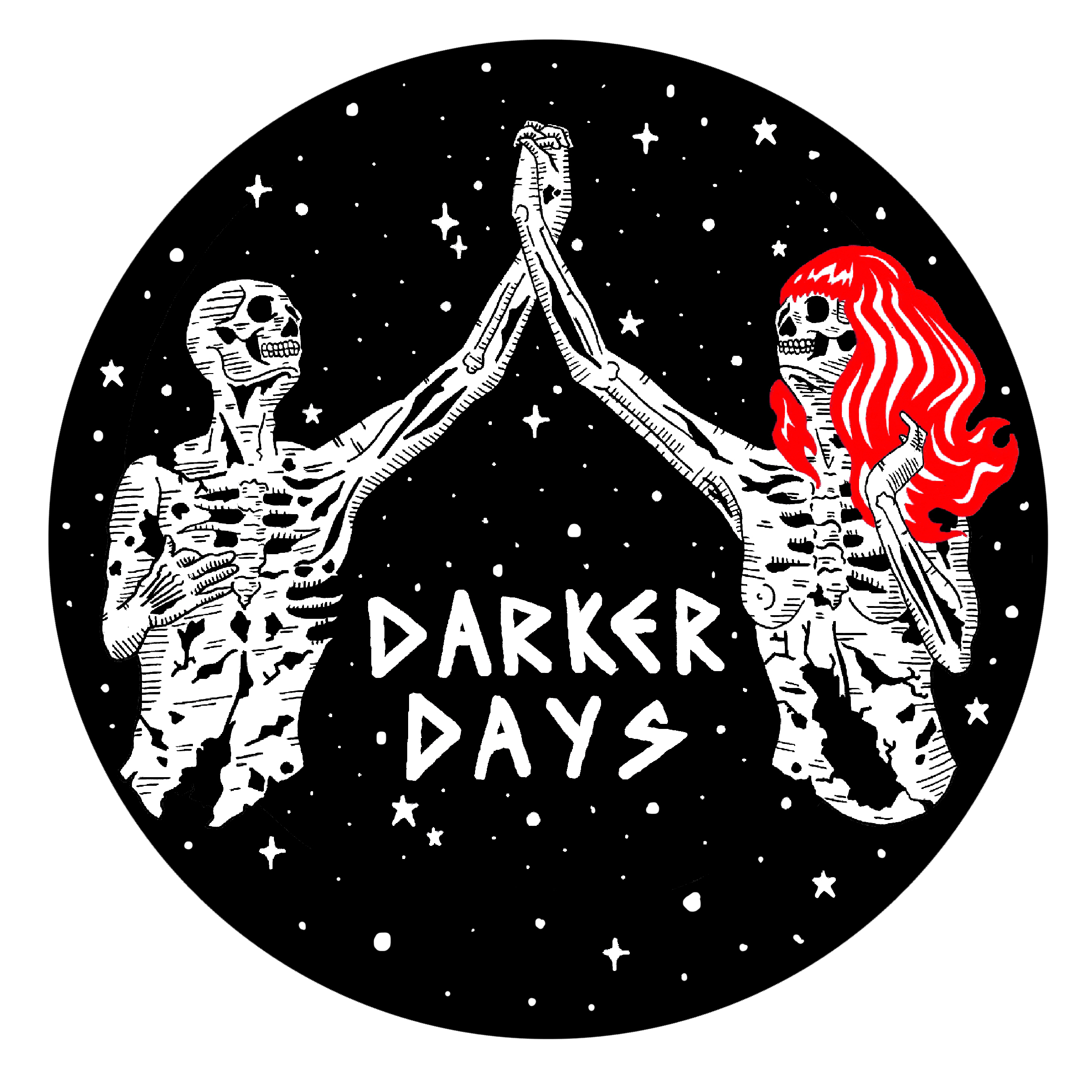 DARKER DAYS Logo
