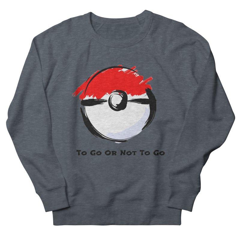 Poke Zen Women's French Terry Sweatshirt by Dark Helix's Artist Shop