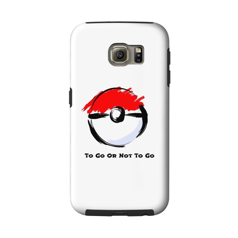 Poke Zen Accessories Phone Case by Dark Helix's Artist Shop