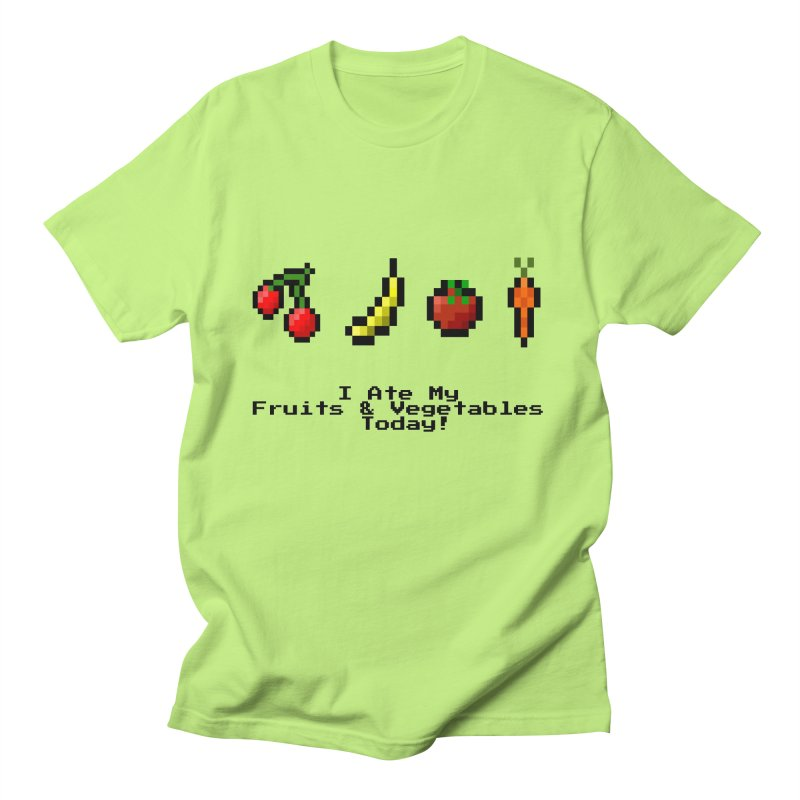Digital Diet Men's T-Shirt by Dark Helix's Artist Shop