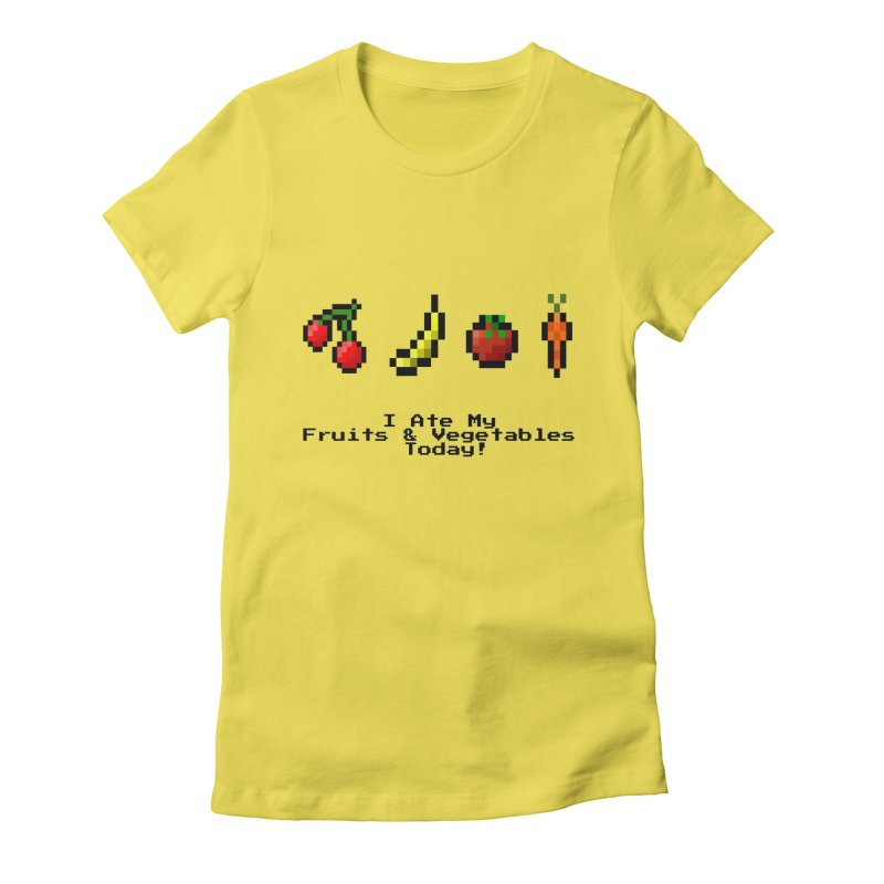 Digital Diet Women's T-Shirt by Dark Helix's Artist Shop