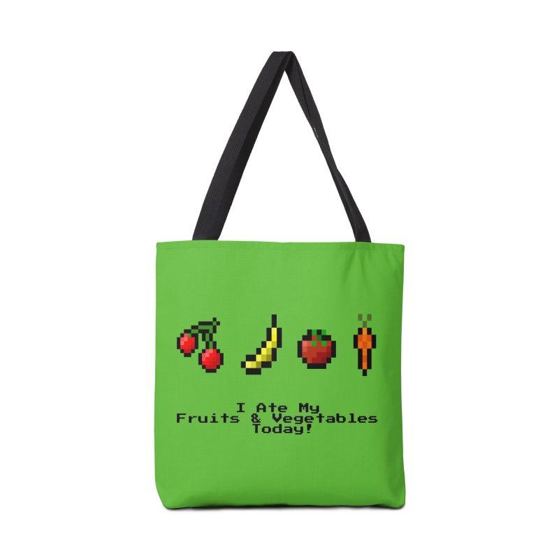 Digital Diet Accessories Bag by Dark Helix's Artist Shop