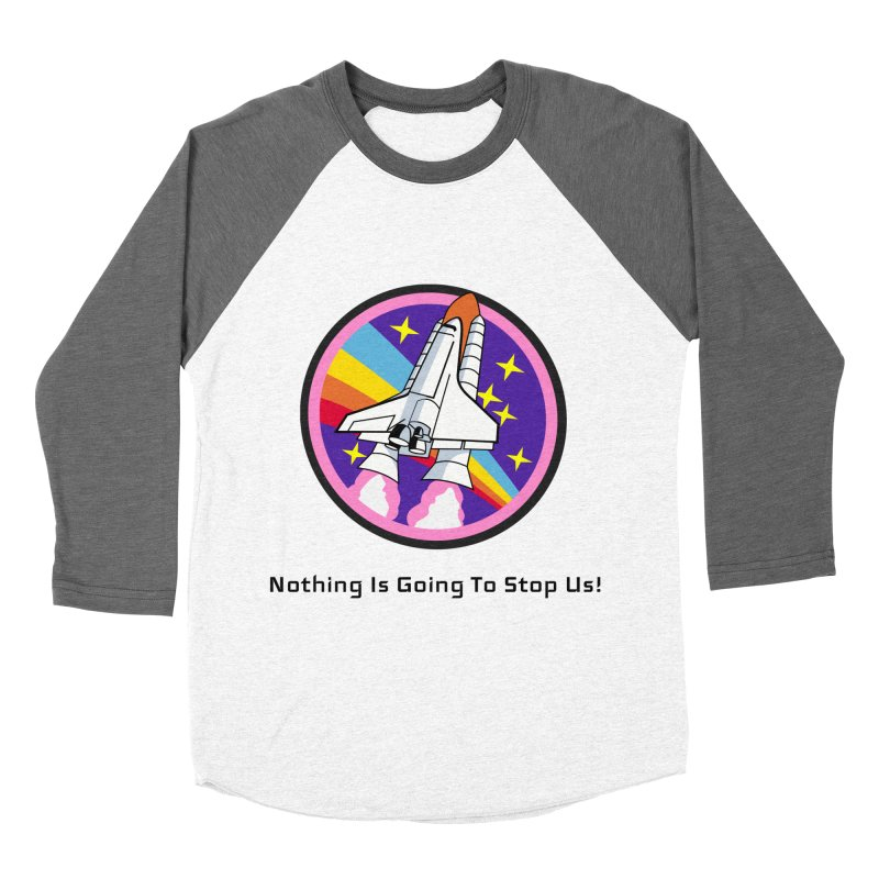 Optimistic Rocket Women's Longsleeve T-Shirt by Dark Helix's Artist Shop