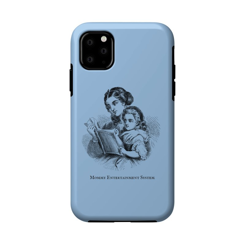 Mommy Entertainment System Accessories Phone Case by Dark Helix's Artist Shop