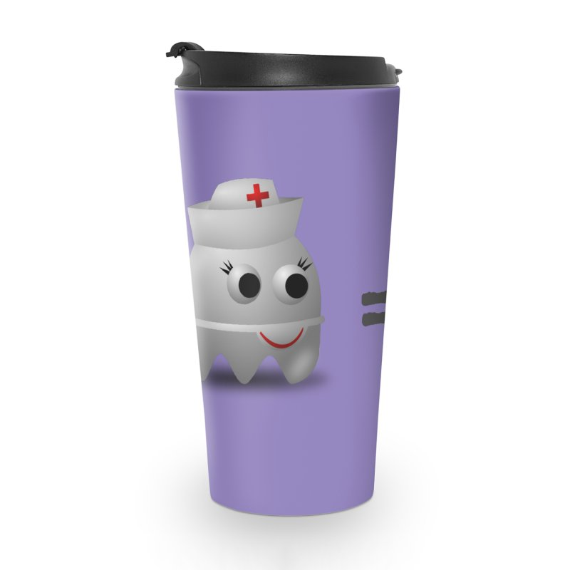 Nurse = Angel Accessories Mug by Dark Helix's Artist Shop