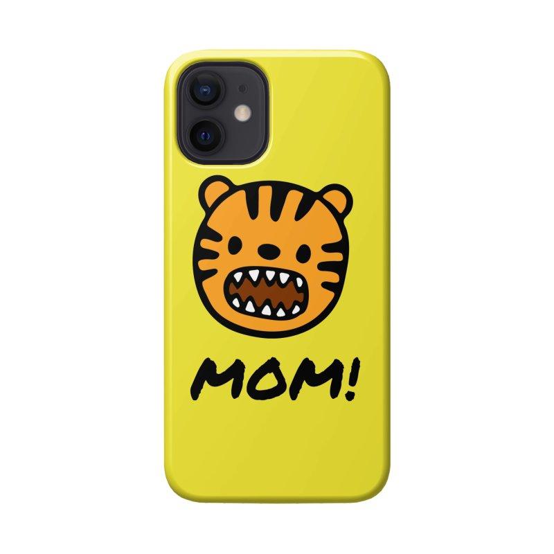 Tiger Mom Accessories Phone Case by Dark Helix's Artist Shop