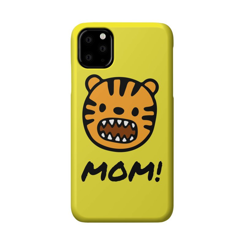 Tiger Mom Accessories Phone Case by Dark Helix's Artist Shop