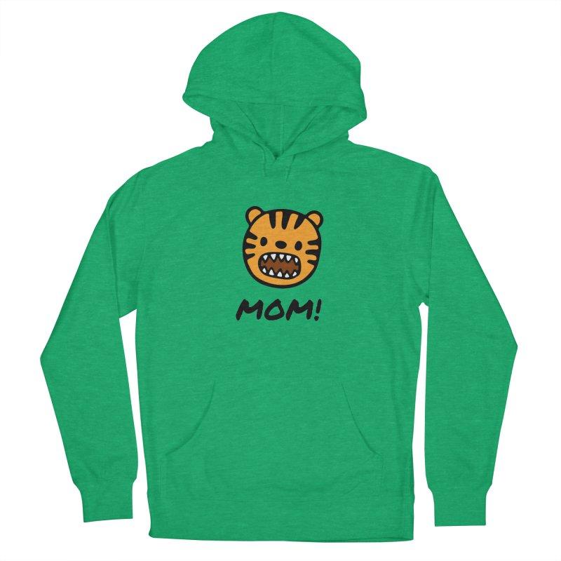 Tiger Mom Men's Pullover Hoody by Dark Helix's Artist Shop