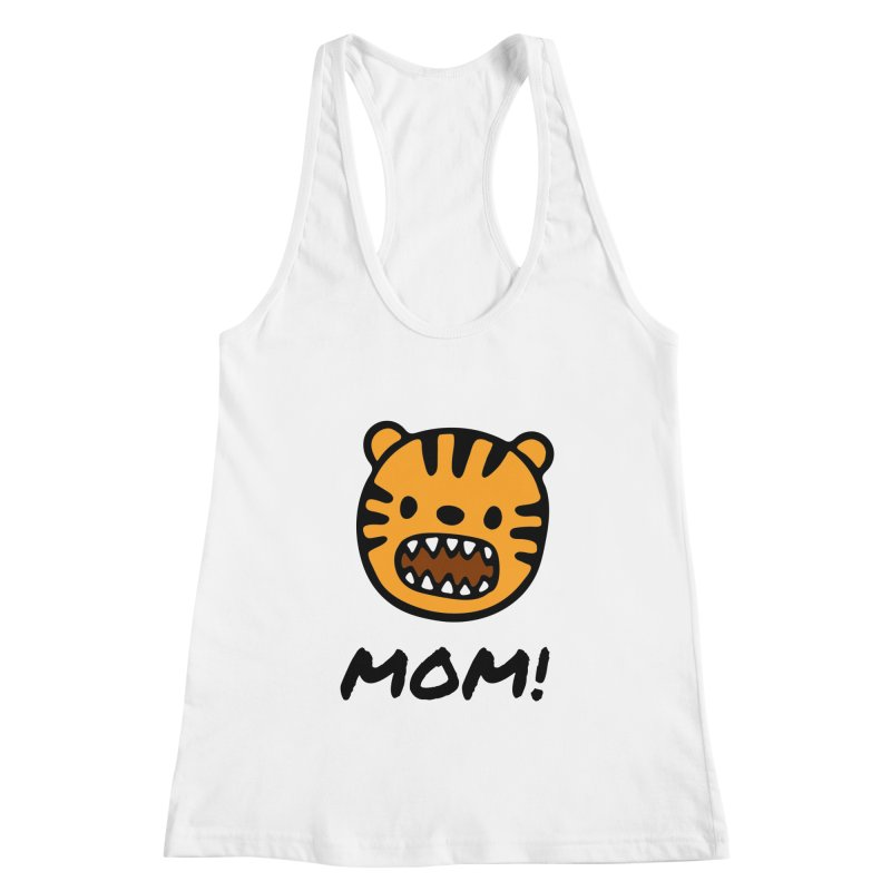 Tiger Mom Women's Tank by Dark Helix's Artist Shop
