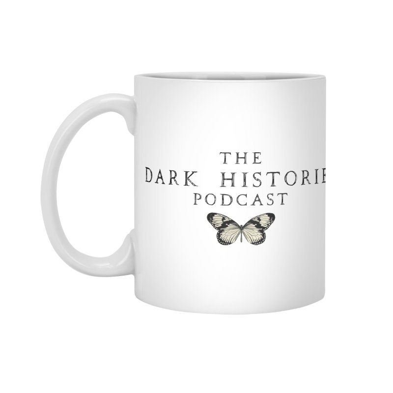Dark Histories Butterfly Accessories Mug by darkhistories's Artist Shop